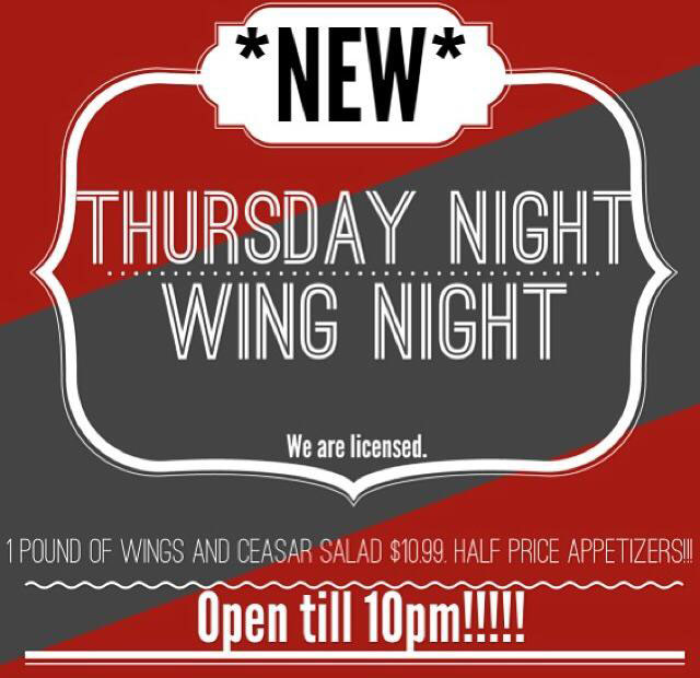 the-spot-thursday-wing-night