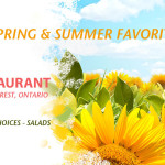SPRING_Menu- the spot restaurant